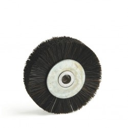 BRUSH Roland - Plastic core - For Card Natural Fibre