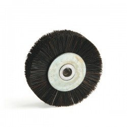 BRUSH Roland - Metal core - For Card Natural Fibre