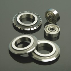 Perforating Wheel - Grafix - Bearing - SKF 634ZZ for wheel