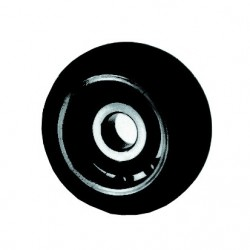 BRUSH WHEEL Roland - Rubber