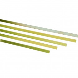 Brass Impression Strip