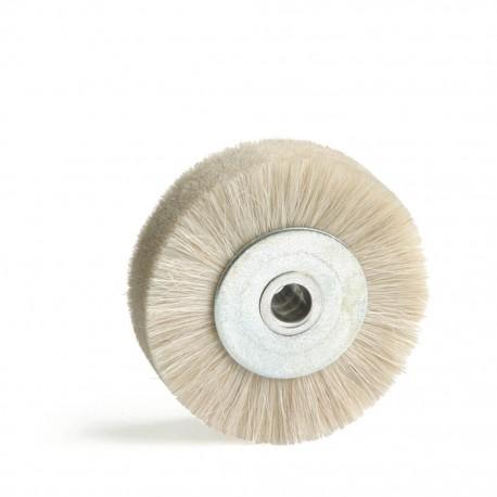 BRUSH Komori - Plastic core - White for Paper