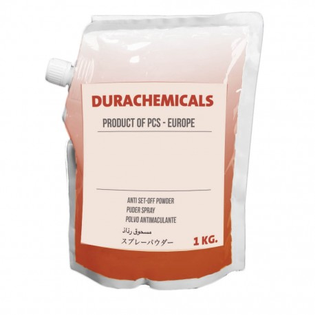 Spray Powder - Silicon coated - for lithographic and letterpress