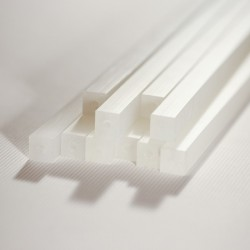 HDPE White – Square sections