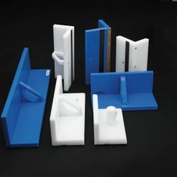 Azul PP – Tira de Tufnol