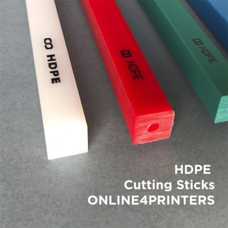 HDPE Otros Colores – Secciones Cuadradas