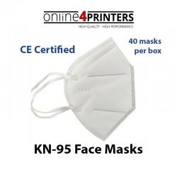 KN-95 FACE MASKS 40 masks/box