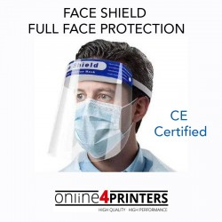 FACE SHIELDs pack of 10u.
