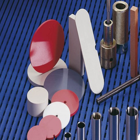 Drill Pad - Nagel 111- Red PVC