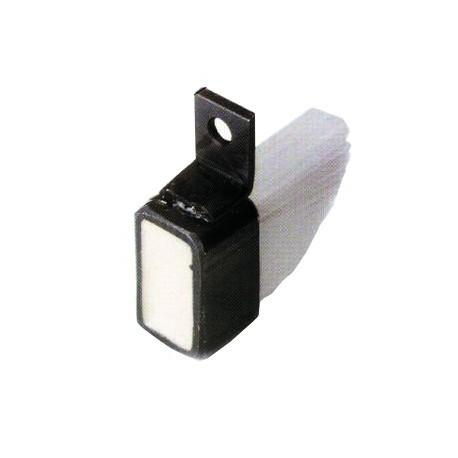 BRUSH Brush Sheet Steadier - KBA Rapida 142/162 - White Nylon