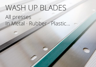 Wash Up Blades