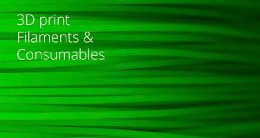 3D Print Filaments & Consumables